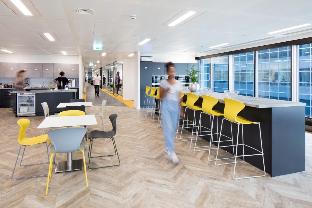one company iff s move to london bridge represents more than just a