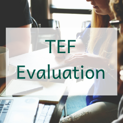 Evaluation of TEF